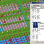 Tekla Structures object selection