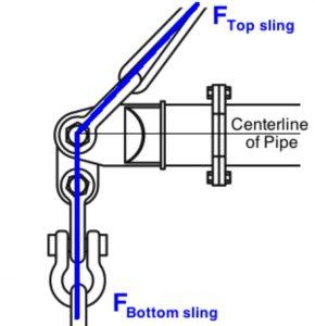 Модульная траверса на сжатие с шарнирным узлом